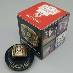 1976 Cincinnati Reds Replica World Series Championship Ring