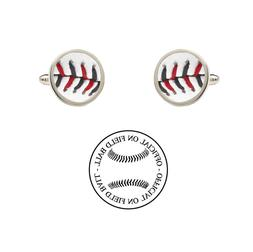 2015 All Star Game Ball Cufflinks Authentic Official On Fiel
