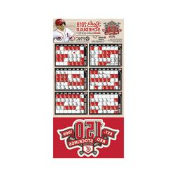 2019 Cincinnati Reds SGA Magnetic Schedule and Car Magnet! 0