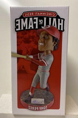 2020 Cincinnati Reds HOF Hall Of Fame Tony Perez Bobblehead