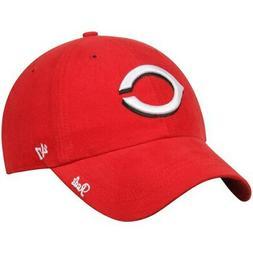 '47 Cincinnati Reds Women's Red Miata Clean Up Adjustable Ha
