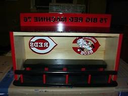 Cincinnati Reds Bobble Head Display Case 75 Big Red Machine