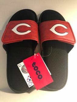 Cincinnati Reds 2020 MLB Men's Foam Sport Slide On Sandal FR