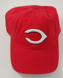 cincinnati reds adjustable buckle baseball cap