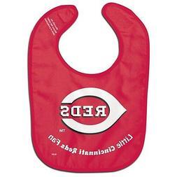 Cincinnati Reds All-Pro Baby Bib  MLB Infant Newborn Polyest