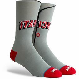 Cincinnati Reds Stance Alternate Jersey Socks