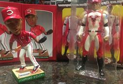 Cincinnati REDS AROLDIS CHAPMAN Bobblehead/Action Figure LOT