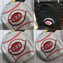 Cincinnati Reds Backpack Tuck Away Bag Backsack Back Sack Of