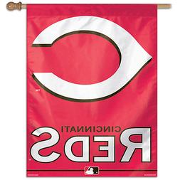 Cincinnati Reds Banner Flag 27 x 37