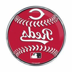 """Cincinnati Reds Baseball Emblem MLB 3.25"""" x 3.25"""""""