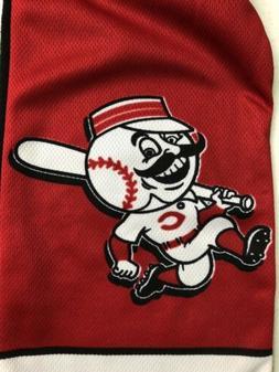 "Cincinnati Reds Baseball Scarf Cincinnati Reds 58""x 7"" N"