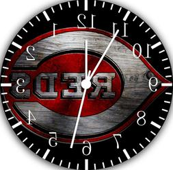 Cincinnati Reds Wall Clock F65