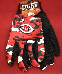 Cincinnati Reds Cammo Forever Collectibles Sport Utility Glo