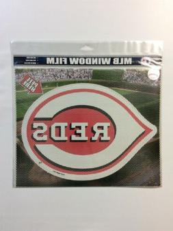 Cincinnati Reds Car Perforated Window Shade Film Decal MLB 1