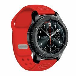 Cincinnati Reds Deboss Silicone Watch Band