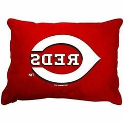 Cincinnati Reds Dog Pillow Bed