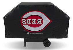 Cincinnati Reds Economy Team Logo BBQ Gas Propane Grill Cove