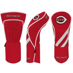 CINCINNATI REDS EMBROIDERED DRIVER HEADCOVER INDIVIDUAL NEW