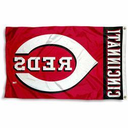 Cincinnati Reds Flag 3x5 Banner