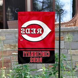 Cincinnati Reds Garden Flag and Yard Banner