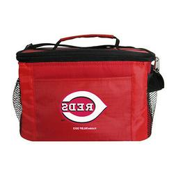 Cincinnati Reds Kolder Kooler Bag - 6pk  MLB Cooler Lunch Ta