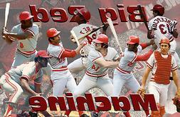 Cincinnati Reds Lithograph print of  Big Red Machine