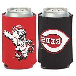 Cincinnati Reds Logo Can Cooler 12oz Collapsible Koozie - Tw