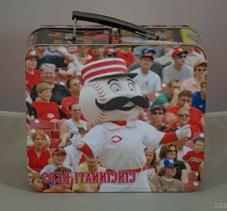 Cincinnati Reds Lunch Box Mint Condition Never Used