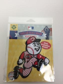 Cincinnati Reds Emblem Source Mascot Embroidered Patch MLB G
