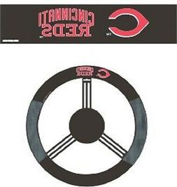 Cincinnati Reds Mesh Steering Wheel Cover  MLB Car Auto CDG