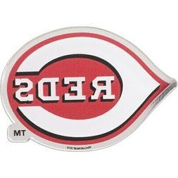 WinCraft Cincinnati Reds Metallic Freeform Auto Emblem