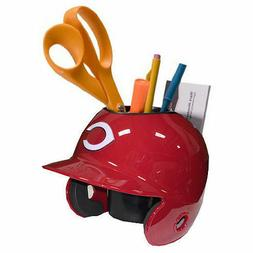 CINCINNATI REDS - Mini Batters Helmet Desk Caddy
