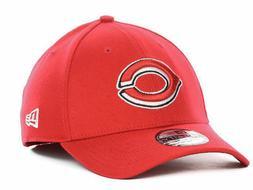Cincinnati Reds New Era MLB 39THIRTY Men's Fitted Cap Hat -