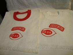 Cincinnati Reds MLB Baseball Handmade/Tea Towel Children's/B