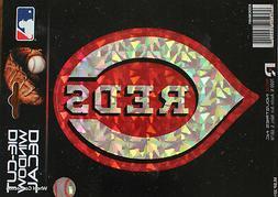 Cincinnati Reds MLB Baseball Lic Rico Decal colorful Die Cut