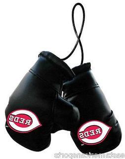 Cincinnati Reds MLB Boxing Gloves Car Decoration Mirror Hang