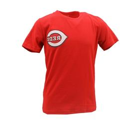 cincinnati reds mlb kids and youth size