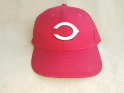 Cincinnati Reds MLB OC Sports Red Hat Cap Adult Men's Adjust