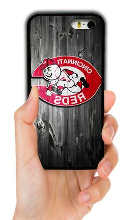 CINCINNATI REDS MLB PHONE CASE COVER FOR IPHONE XS MAX XR 4