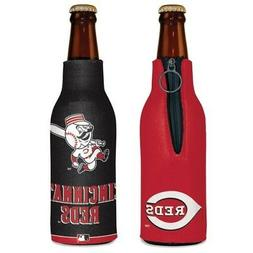CINCINNATI REDS NEOPRENE BOTTLE HOLDER COOZIE KOOZIE COOLER