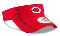 "Cincinnati Reds New Era MLB ""Speed"" Performance Visor"
