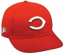 Cincinnati Reds OC Sports MLB Red Home Hat Cap Adult Men's A