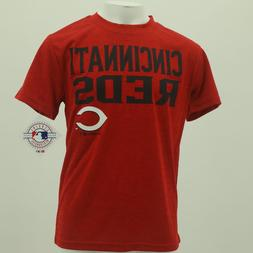 Cincinnati Reds Official MLB Apparel Kids Youth Size Athleti