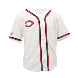 Cincinnati Reds Official MLB Genuine Apparel Kids Youth Size