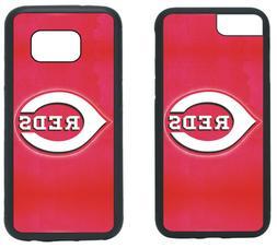 CINCINNATI REDS PHONE CASE COVER FITS iPHONE 7 8+ XS MAX SAM