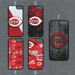 Cincinnati Reds Phone Case For iPhone 11 Pro X XS Max 8+ 7 6