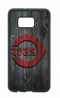 Cincinnati Reds Phone Case For Samsung Galaxy S10 S9 S8+ S7
