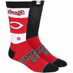 Cincinnati Reds Stance Pop Fly Crew Socks