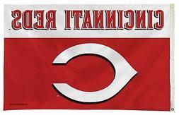 Cincinnati Reds Premium 3x5 Flag w/Grommets Outdoor House Ba
