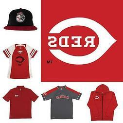 Cincinnati Reds Premium MLB Apparel Closeout - 150+ Items, $